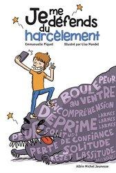 livre je me défends du harcèlement