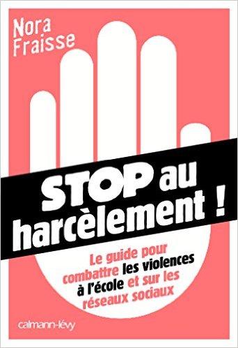 Stop au harcèlement ! Couverture du livre